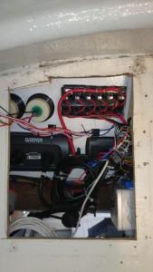 næsten færdig med ledninger